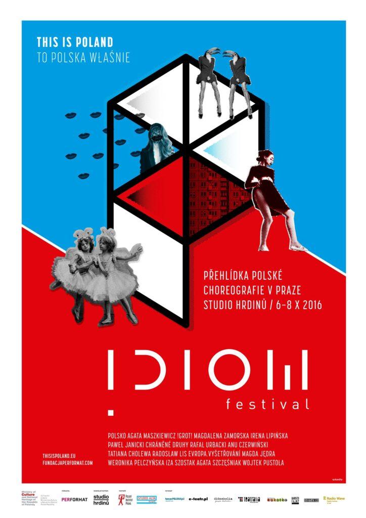 V Praze proběhne přehlídka polské choreografie Idiom Festival