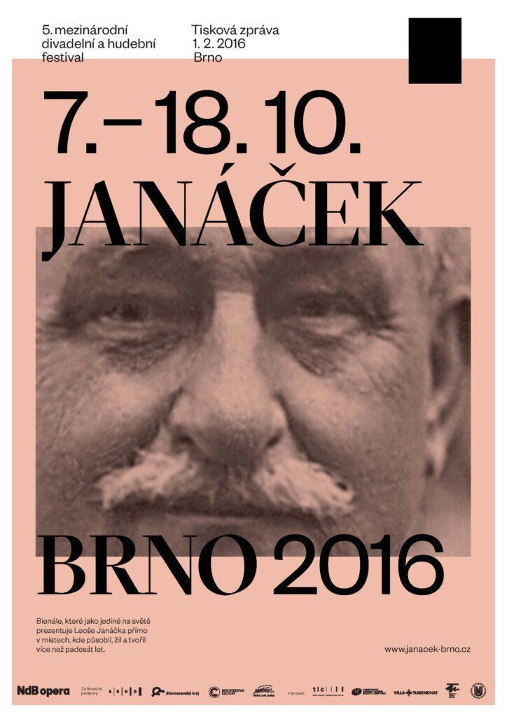 Janáček Brno 2016