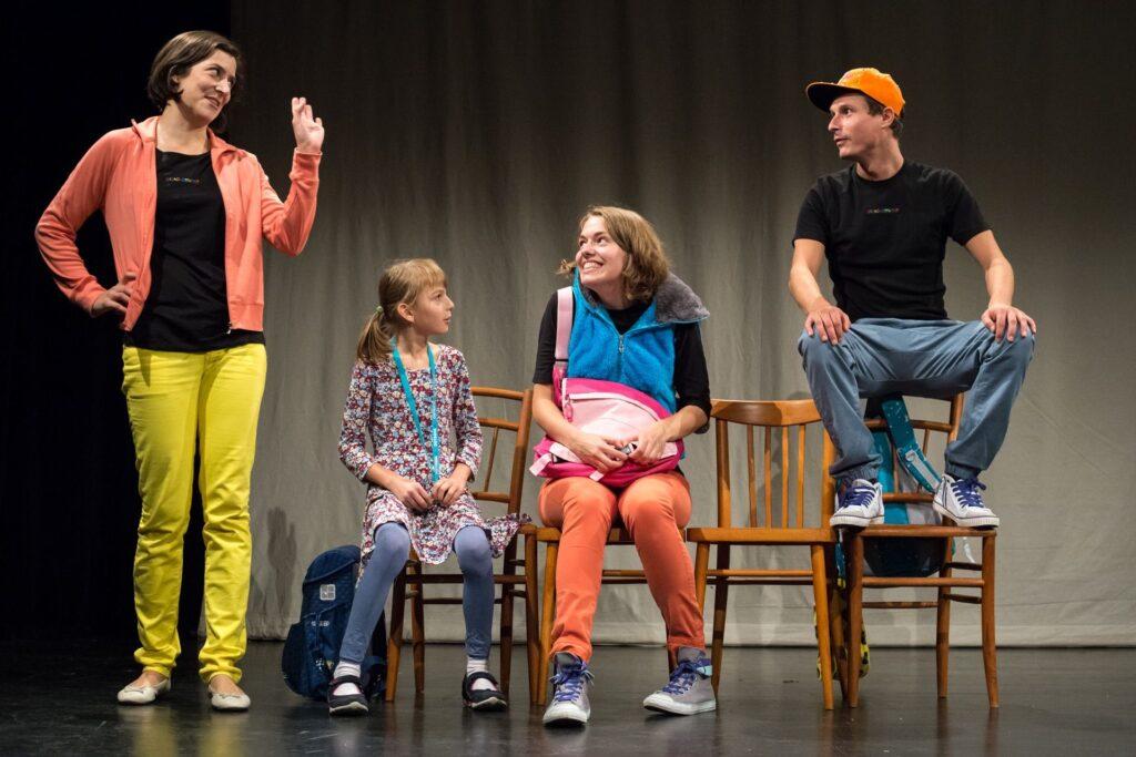 Divadlo Minor uvede premiéru interaktivní inscenace To byl jen vtip!