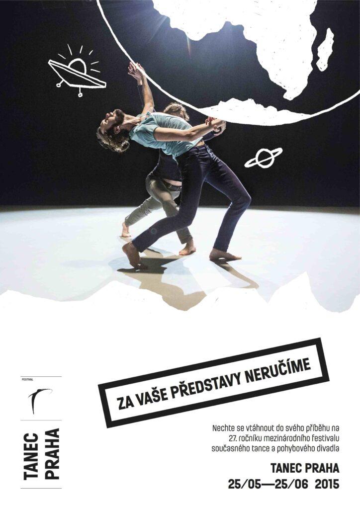 Tanec Praha 2015