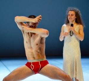 Nové slovenské divadlo a tanec na festivale Kiosk 2016