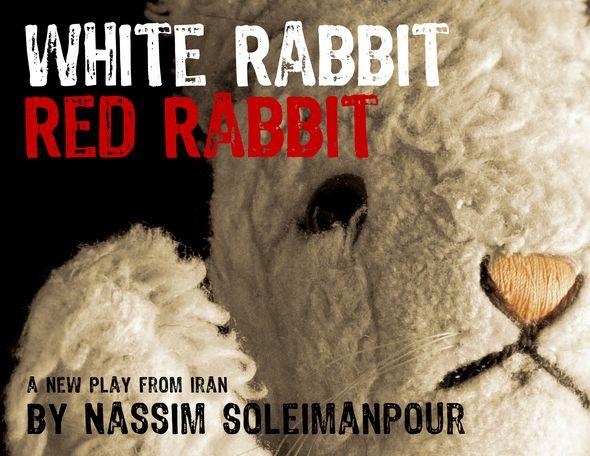 White Rabbit Red Rabbit: Světový hit bez režiséra, zkoušek i scény.