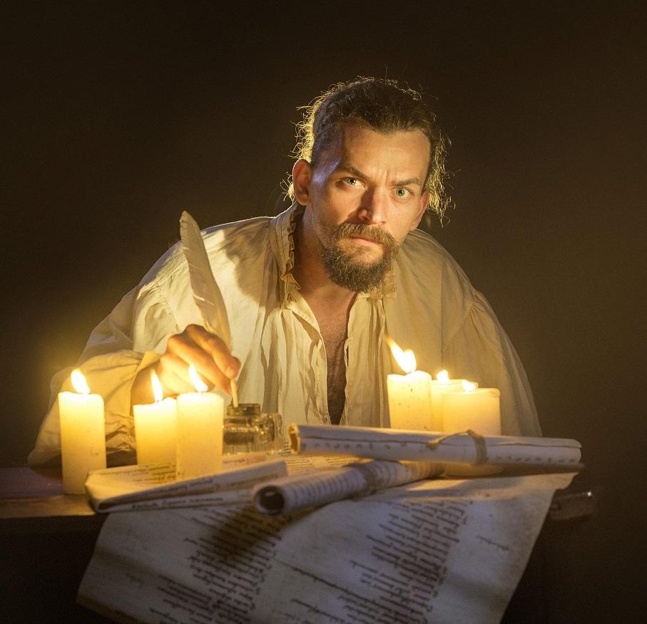 Zamilovaný Shakespeare: Milostný dopis divadla sobě samému