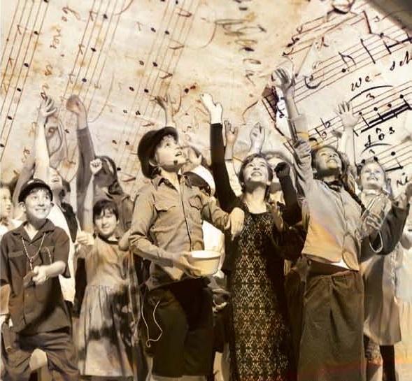 Ze stínu: hudba a divadlo ze židovského archivu