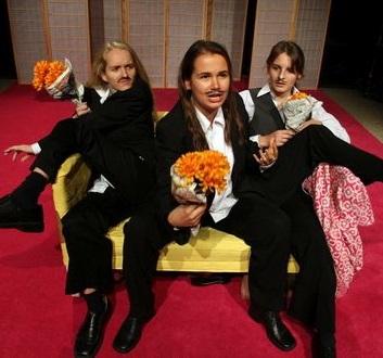 Gogolova Ženitba pod otevřeným nebem