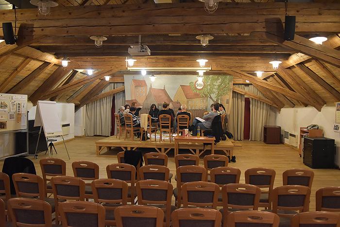 Horácké divadlo chystá českou premiéru Kabaretu z lágru
