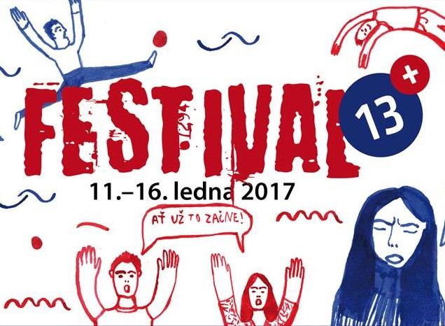Festival 13+ uvede v Divadle v Dlouhé osm inscenací pro mládež