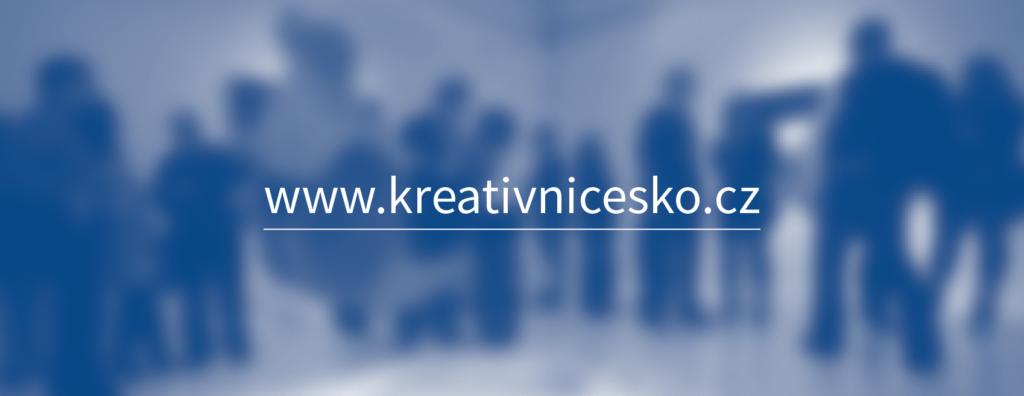 Web Kreativní Česko má novou podobu