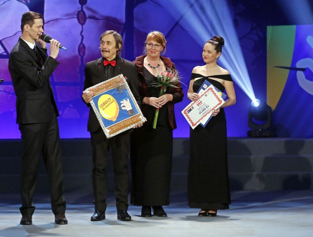 Pardubický GRAND Festival smíchu ovládli liberečtí herci