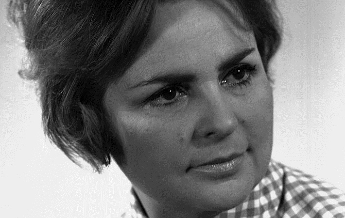 Ve věku 88 let zemřela herečka Naděžda Gajerová