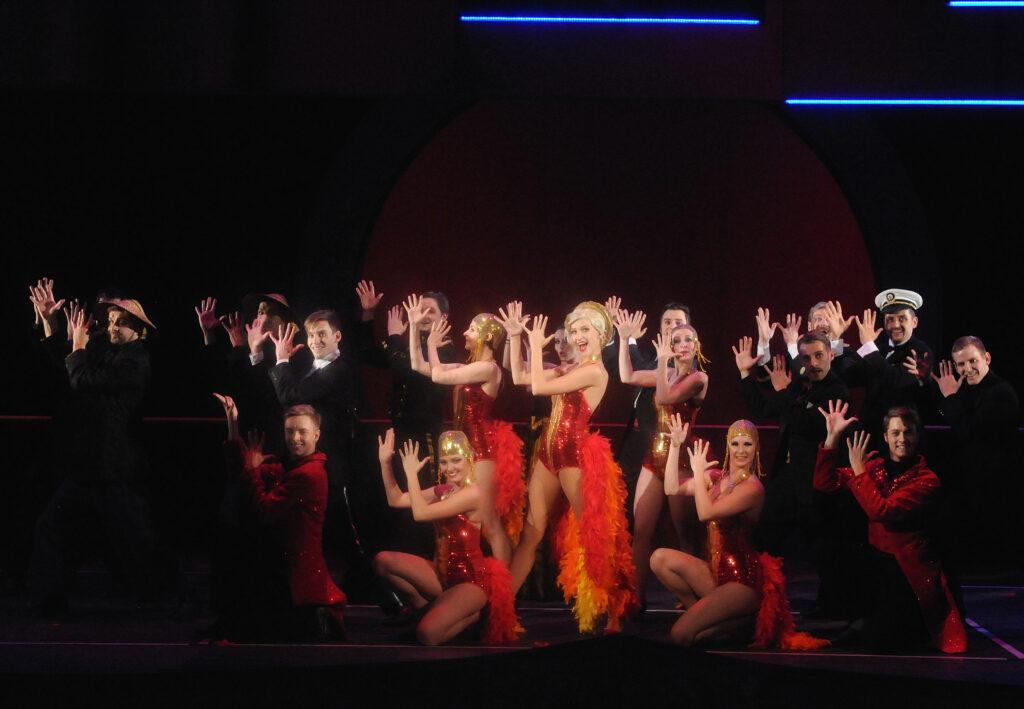 Muzikálový soubor plzeňského divadla nabídne tři velké koncerty