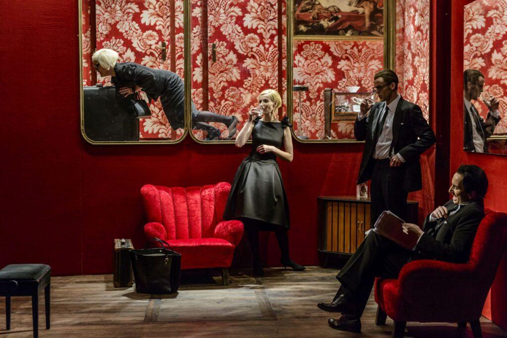 Divadlo Na zábradlí našlo dočasný azyl v Divadle Komedie