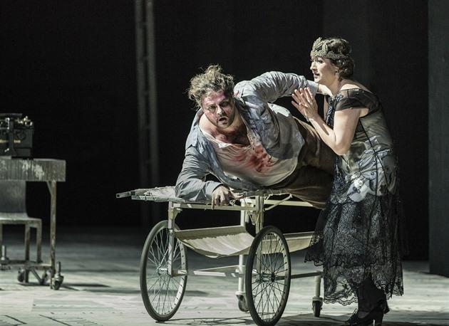 V Praze se dnes uskuteční premiéra opery Giacoma Pucciniho Tosca