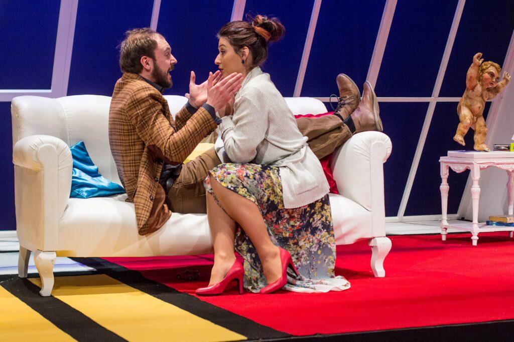 Moravské divadlo Olomouc uvede francouzskou konverzační komedii Jméno