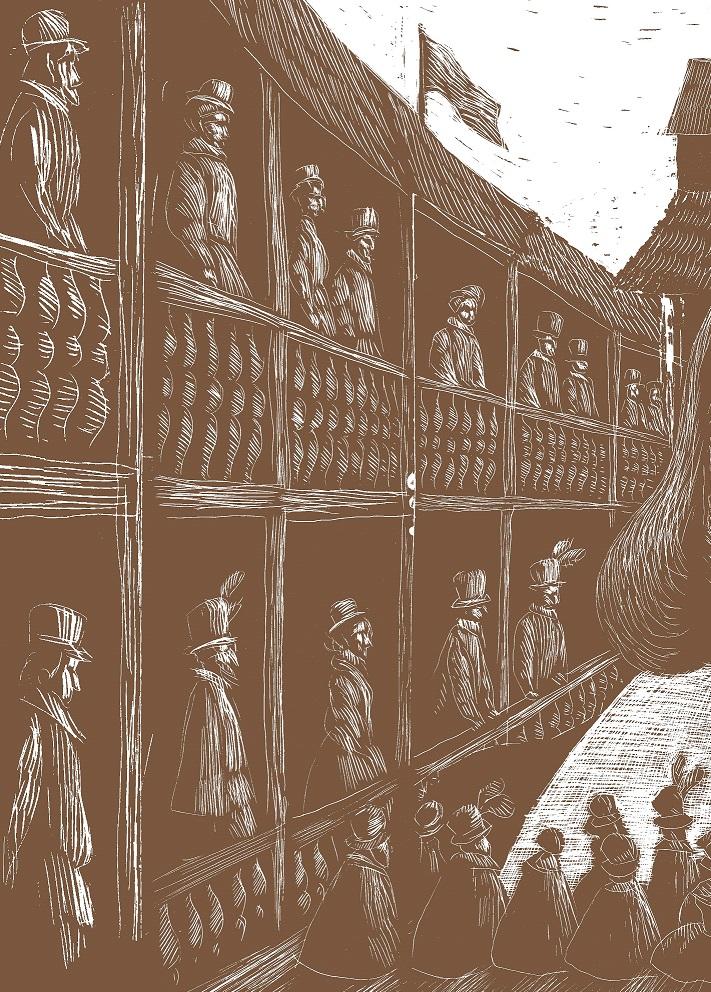 V Praze představili knihu Shakespearových převyprávěných her