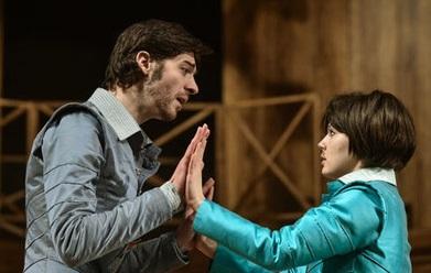 Liberecké divadlo uvede romantickou komedii Zamilovaný Shakespeare