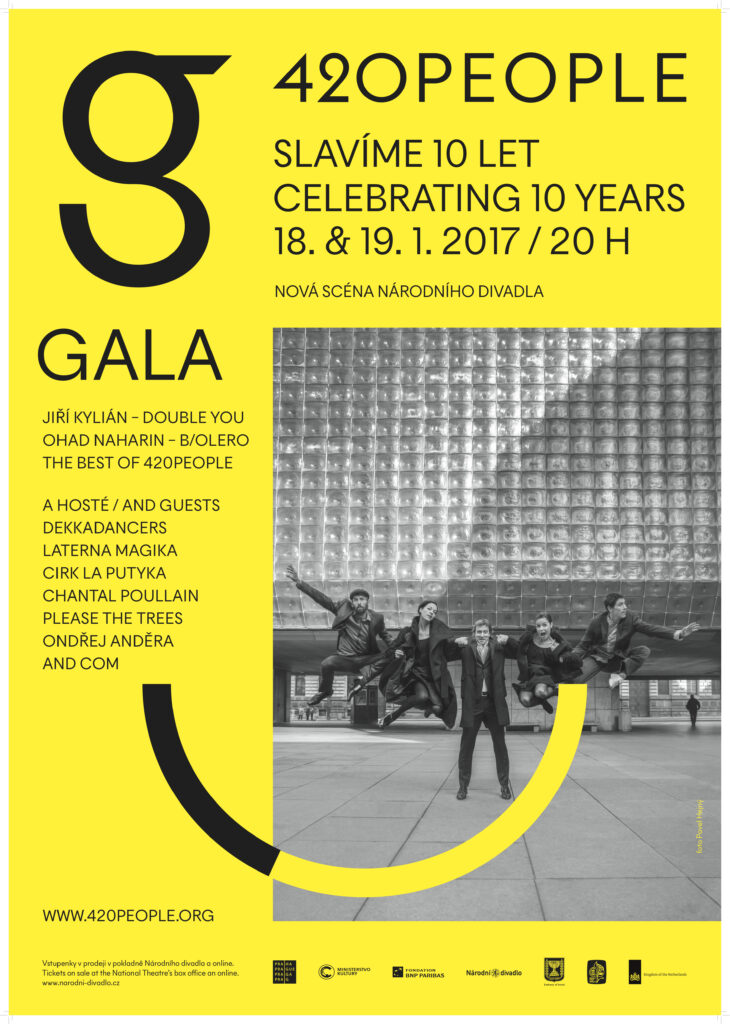Gala 420PEOPLE – slavíme 10 let