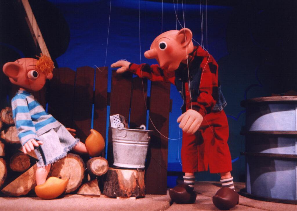 Divadlo Spejbla a Hurvínka připomene jubilea svých tvůrců