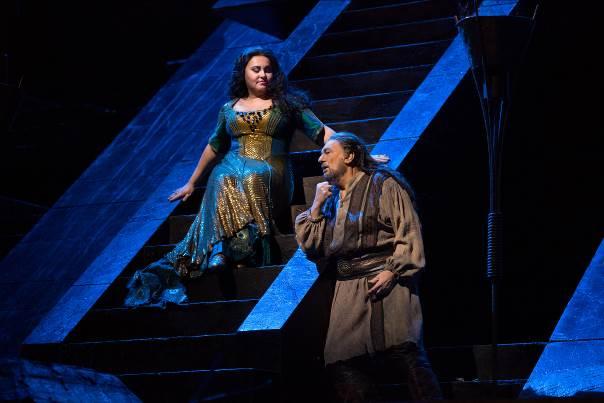 Přenosy z Met velkolepě vstupují do nového roku s Plácidem Domingem jako Verdiho Nabuccem