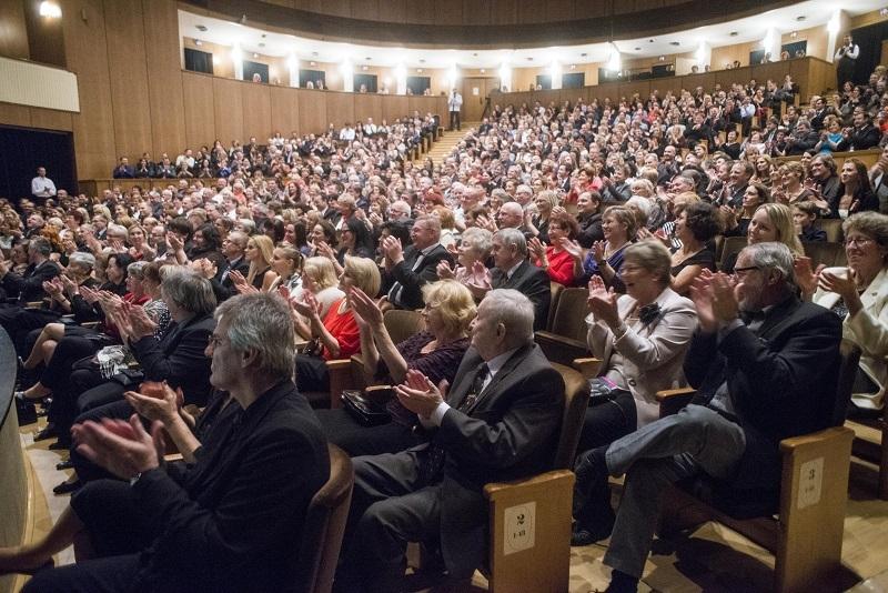 Za rok 2016 hlásí Městské divadlo Zlín návštěvnický rekord