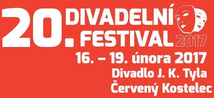Divadelní festival v Červeném Kostelci nabídne 11 představení