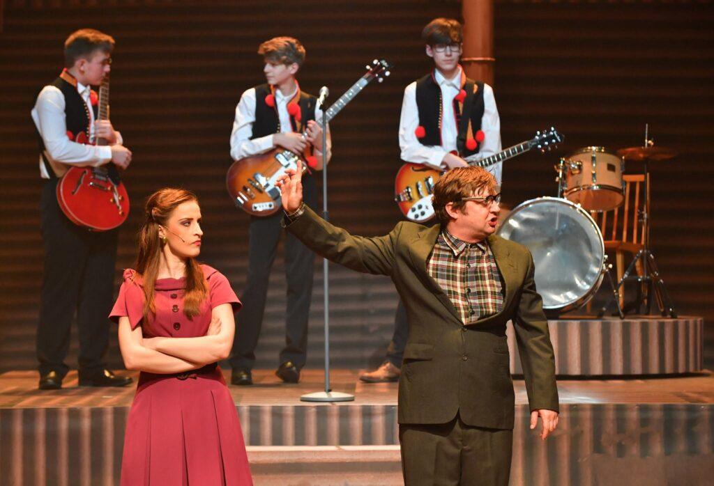 V novince Městského divadla Brno zazní slavné skladby Beatles