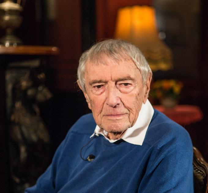 Ve věku 97 let zemřel František Miška