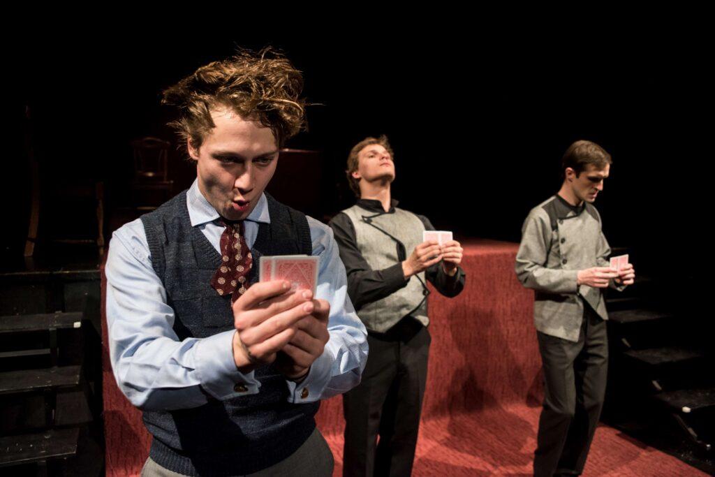 Studenti JAMU nabídnou proslulé Gogolovy Hráče