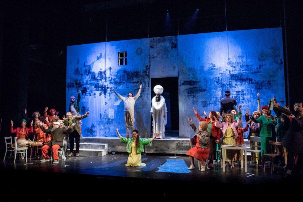 Řecké pašije Bohuslava Martinů poprvé na jevišti Moravského divadla