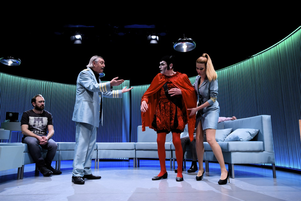 Přípravy na premiéru hry Konkurz v Divadle Rokoko pokračují