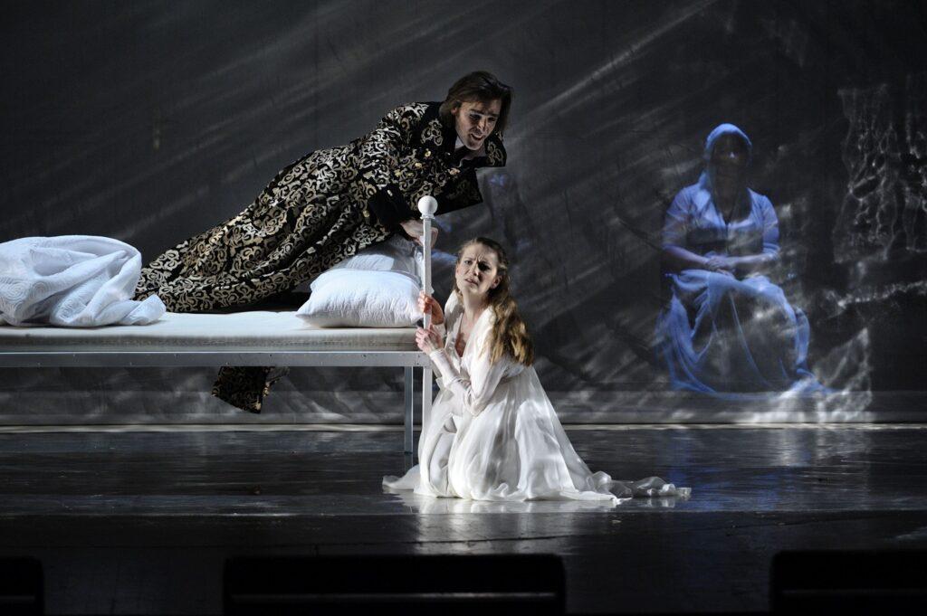 První ostravské uvedení opery Benjamina Brittena Zneuctění Lukrécie