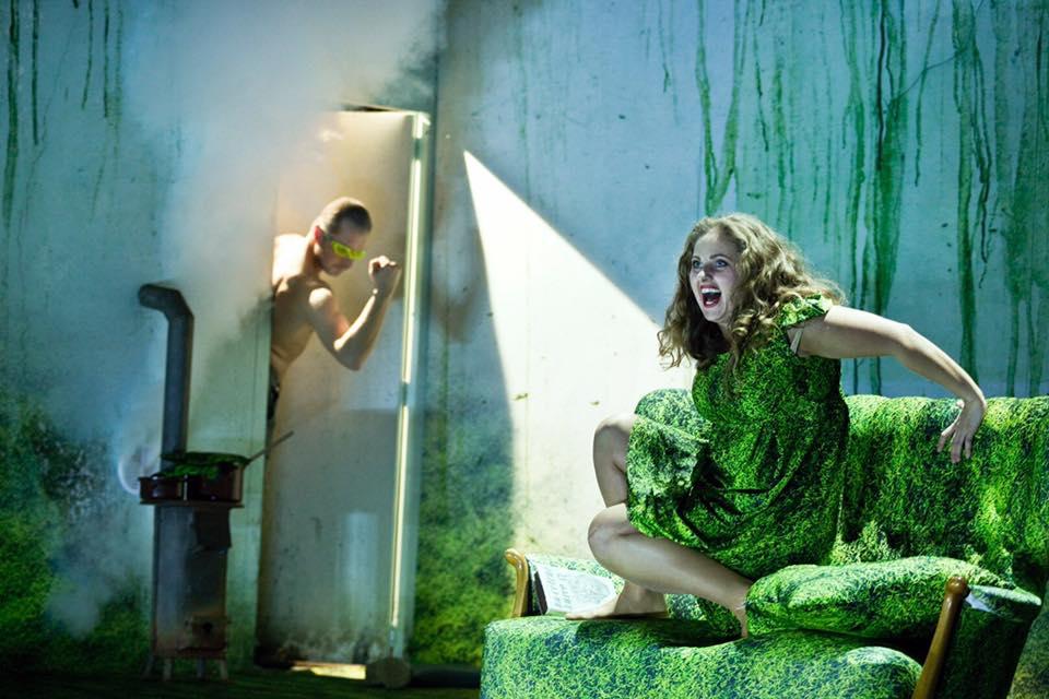 Slovácké divadlo uvede premiéru Šrámkovy hry Měsíc nad řekou