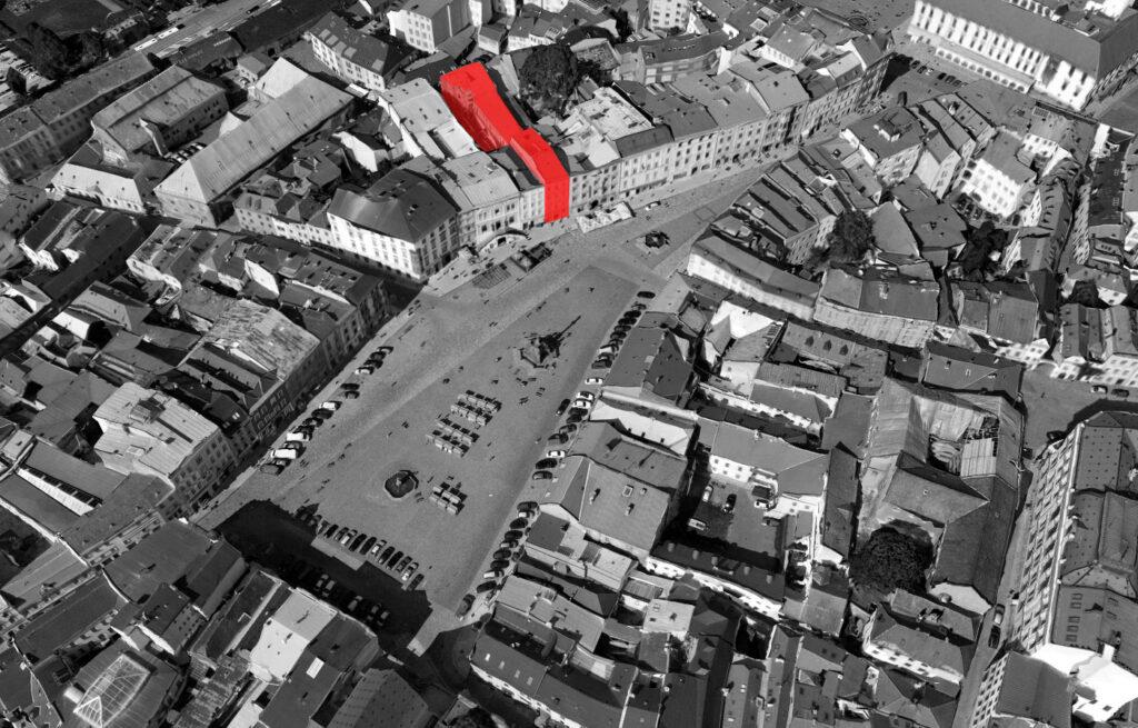 Olomoucké Dolní náměstí bude mít nové kulturní centrum