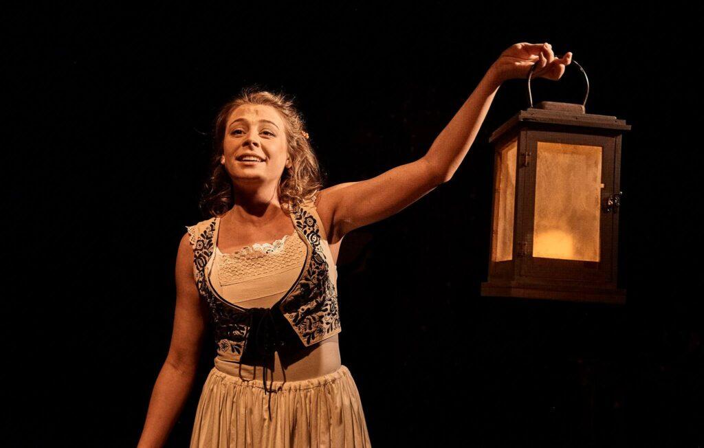 Jiráskova Lucerna v Divadle v Dlouhé