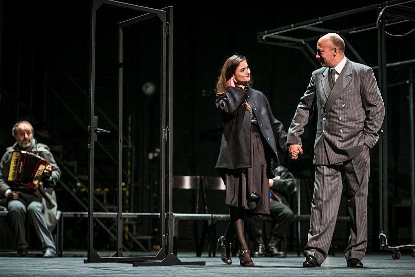 Ve Švandově divadle chystají Peníze, hru o touze po štěstí