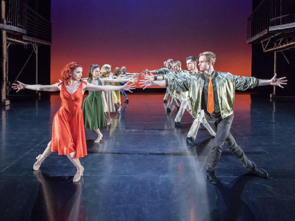 V Praze se představí americký muzikál West Side Story