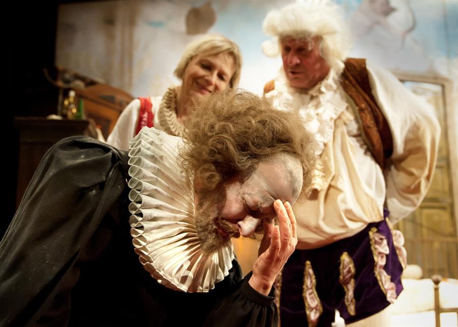 Druhou letošní premiérou Městského divadla v Mladé Boleslavi je komedie Byl to skřivan