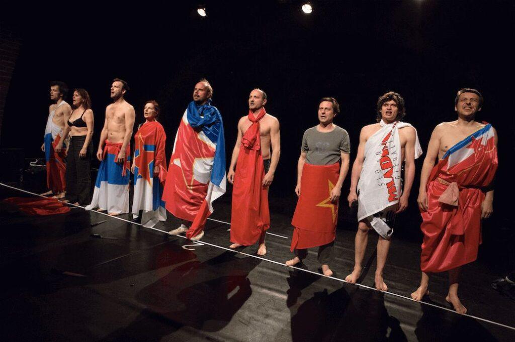Startuje festival Bazaar, zahájí jej představení kontroverzního Olivera Frljiće