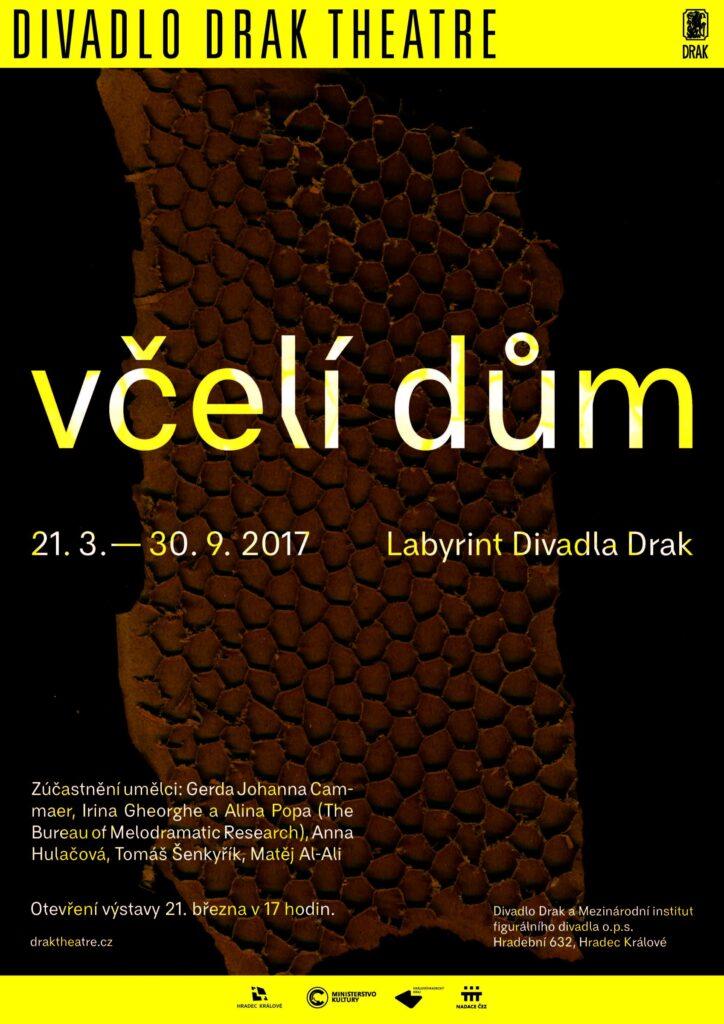 Labyrint hradeckého Draku otevře instalaci nazvanou Včelí dům