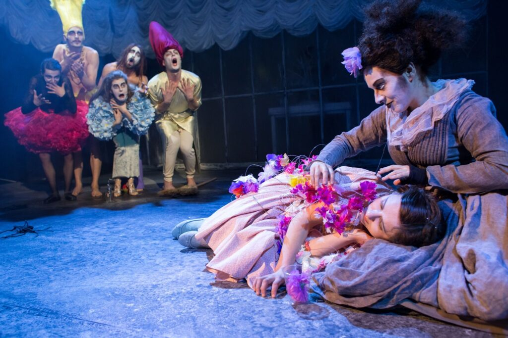Sněhová královna v Divadle Minor