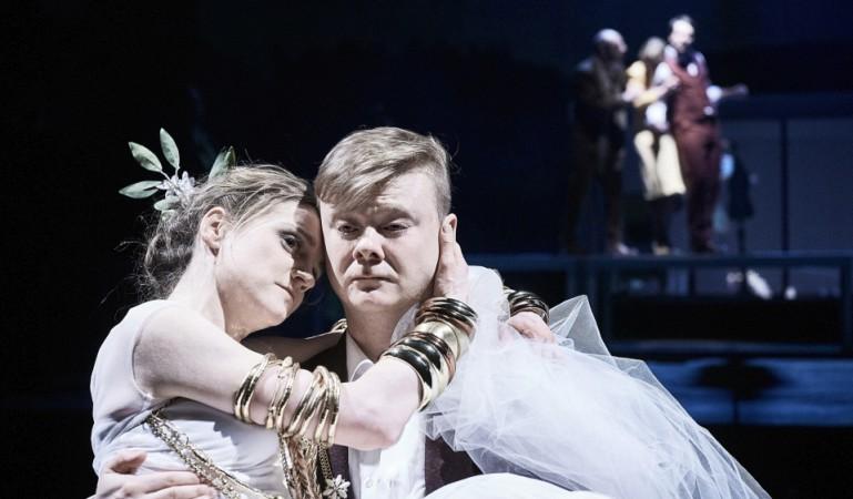 Na scénu Národního divadla se vrací Lorkova Krvavá svatba