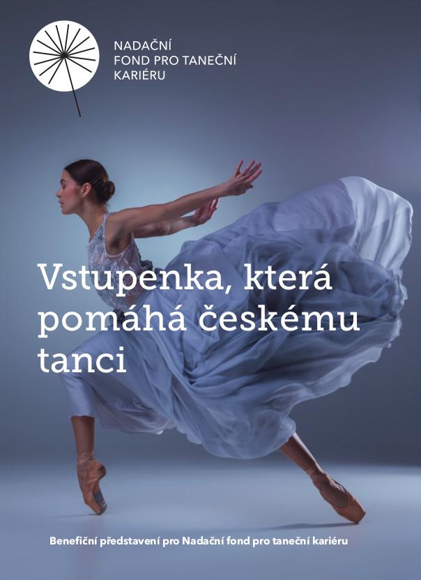 Vstupenka, která pomohla českému tanci