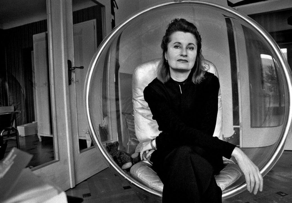 Rakouská spisovatelka Elfriede Jelineková napsala divadelní hru o Donaldu Trumpovi