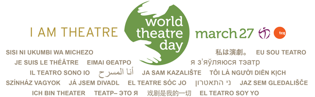 Prohlášení tureckého střediska Mezinárodní asociace divadelních kritiků (AICT) k Mezinárodnímu dni divadla