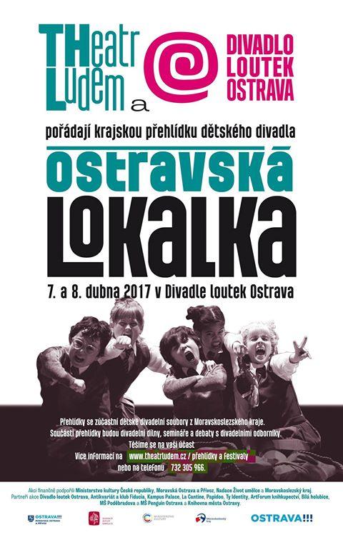 Přehlídka dětských divadelních souborů Ostravská Lokálka 2017