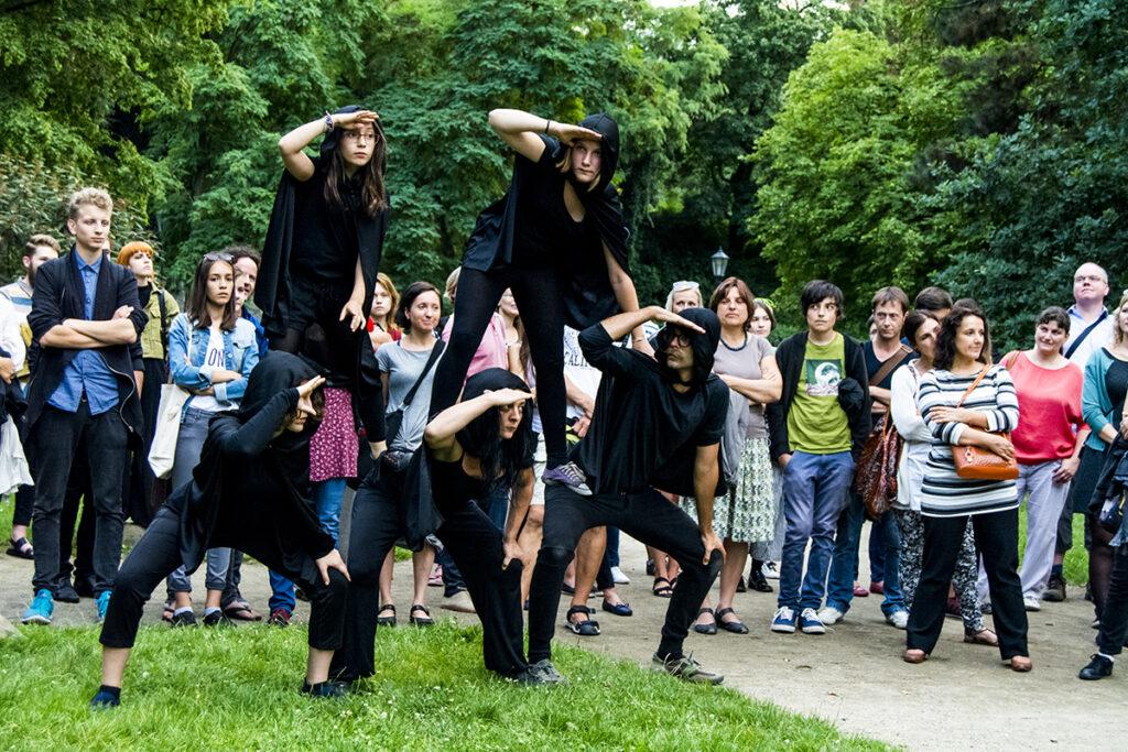 Park na Vyšehradě a katakomby Gorlice ožijí novým cirkusem