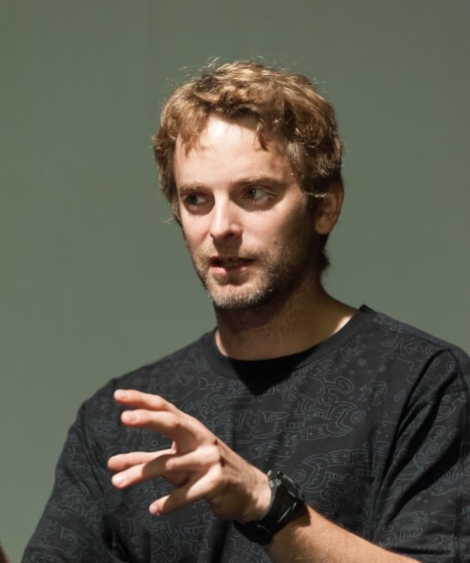Scénické čtení hry Marka Epsteina Mléčné sklo v Divadle Rokoko