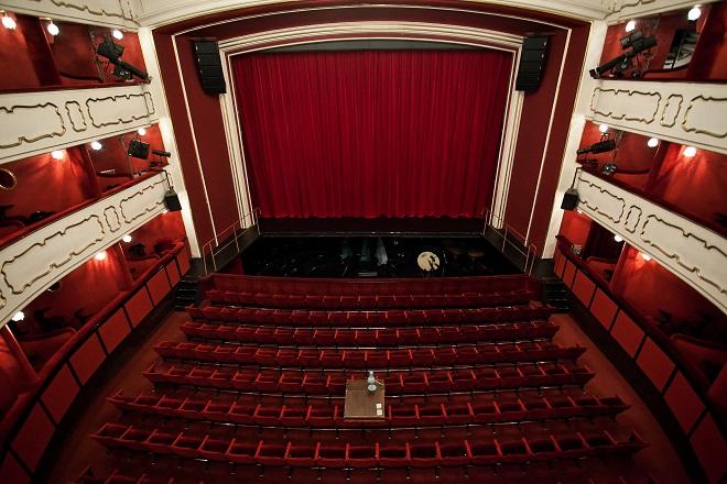 Moravské divadlo Olomouc chystá na prázdniny rekonstrukci