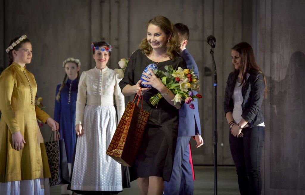 V Janáčkově divadle rozdali Ceny Diva 2016