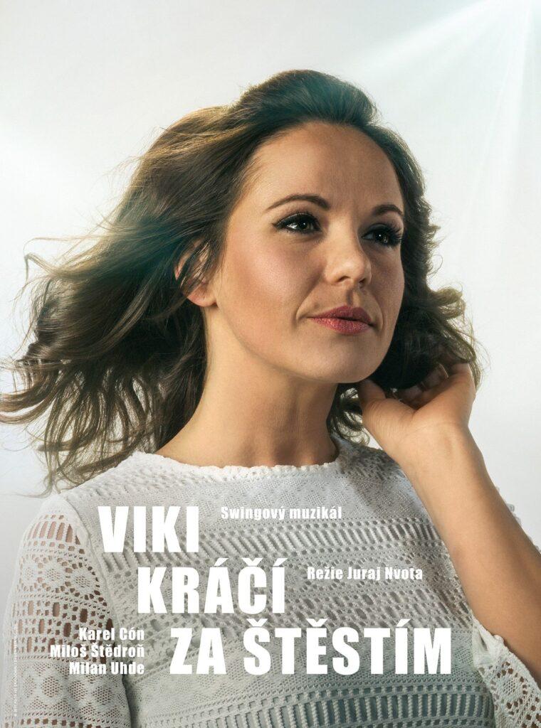 Jazzový muzikál z dílny brněnských autorů: Viki kráčí za štěstím